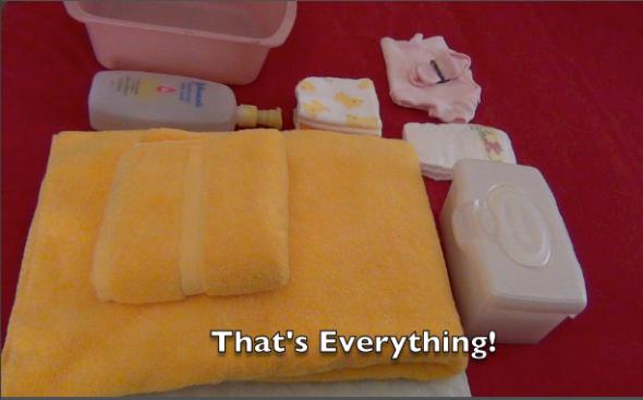 Tips for Happy Bathing: Part II |